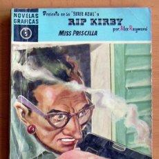 Tebeos: RIP KIRBY Nº 5 - SERIE AZUL - EDITORIAL DÓLAR 1959. Lote 26683028