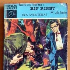 Tebeos: RIP KIRBY Nº 41 - SERIE AZUL - EDITORIAL DÓLAR 1959. Lote 26683299