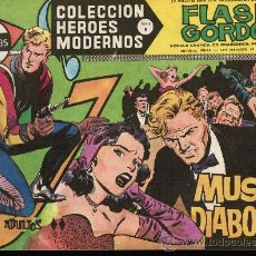 Tebeos: FLASH GORDON. COLECCION HEROES MODERNOS. SERIE B. Nº 40. EDITORIAL DOLAR.. Lote 97260591