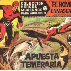 Livros de Banda Desenhada: EL HOMBRE ENMASCARADO (SERIE-A) (DOLAR) Nº 51. Lote 26997590