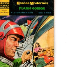 Tebeos: HEROES MODERNOS FLASH GORDON Nº 2 DE DOLAR . Lote 27317339