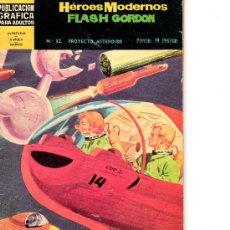 Tebeos: HEROES MODERNOS FLASH GORDON Nº 32 DE DOLAR . Lote 27317379