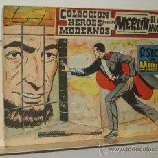 Tebeos: MERLIN EL MAGO MODERNO Nº 15 EDITORIAL DOLAR. Lote 51696301