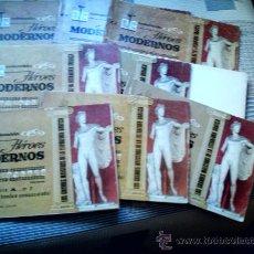Tebeos: COLECCION HEROES MODERNOS SERIES A, B Y C VARIOS NUMEROS LOTE MUY REBAJADO POR ESTADO. VER RELACION. Lote 28221269