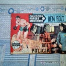 Tebeos: COLECCION HEROES MODERNOS SERIE C BEN BOLT Nº 19, DE JOHN CULLEN MURPHY. Lote 28644712
