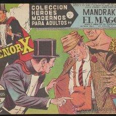 Tebeos: HEROES MODERNOS.SERIE C Nº 56. MANDRAKE EL MAGO.. Lote 28814801