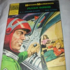 Tebeos: FLASH GORDON HEROES MODERNOS COMICS DOLAR 1959. Lote 29000659