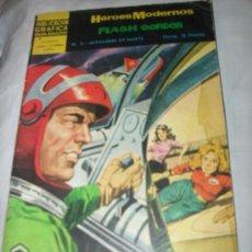 Tebeos: FLASH GORDON HEROES MODERNOS COMICS DOLAR 1959. Lote 29000659