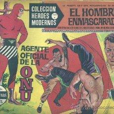 Tebeos: EL HOMBRE ENMASCARADO. Nº 10-16-21-49. Lote 29011526