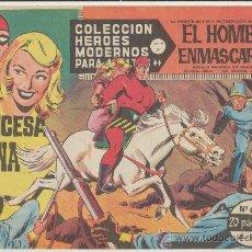 Giornalini: EL HOMBRE ENMASCARADO SERIE A Nº 64. DOLAR.. Lote 29467449