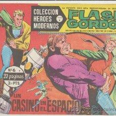 Tebeos: FLASH GORDON SERIE B Nº 6. DOLAR.. Lote 29478460
