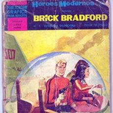 Tebeos: BRICK BRADFORD N.º 2. Lote 29613727