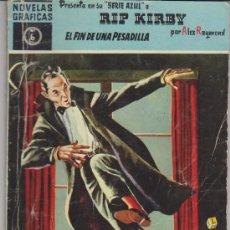 Tebeos: RIP KIRBY. SERIE AZUL Nº 6. DOLAR 1959.. Lote 29784364