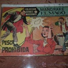 Tebeos: HEROES MODERNOS. SERIE C. MANDRAKE EL MAGO Nº 11. Lote 30034840