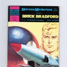 Tebeos: HÉROES MODERNOS - BRICK BRADFORD Nº 6 - EDITORIAL DOLAR . Lote 30290781