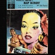 Tebeos: NOVELAS GRAFICAS SERIE AZUL - RIP KIRBY Nº 40 - EDITORIAL DOLAR. Lote 30291863