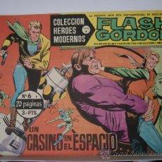 Tebeos: FLASH GORDON.SERIE B Nº6.C H M. Lote 30747648