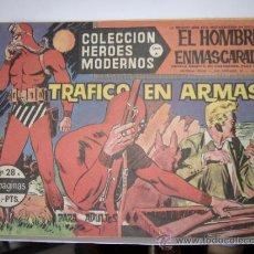Tebeos: EL HOMBRE ENMASCARADO SERIE A Nº 28.COLECCION HEROES MODERNOS. Lote 30747725