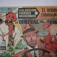 Tebeos: EL HOMBRE ENMASCARADO SERIE A Nº 25.COLECCION HEROES MODERNOS. Lote 30747757