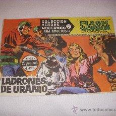 Tebeos: COLECCIÓN HEROES MODERNOS SERIE B Nº 68, CON FLASH GORDON, EDITORIAL DÓLAR. Lote 31734829