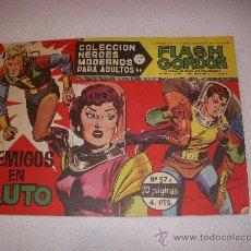 Tebeos: COLECCIÓN HEROES MODERNOS SERIE B Nº 57, CON FLASH GORDON, EDITORIAL DÓLAR. Lote 31734881