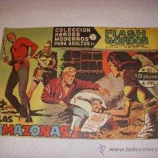 Tebeos: COLECCIÓN HEROES MODERNOS SERIE B Nº 50, CON FLASH GORDON, EDITORIAL DÓLAR. Lote 31734897