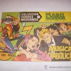 Tebeos: COLECCIÓN HEROES MODERNOS SERIE B Nº 40, CON FLASH GORDON, EDITORIAL DÓLAR. Lote 31734924
