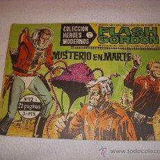 Tebeos: COLECCIÓN HEROES MODERNOS SERIE B Nº 12, CON FLASH GORDON, EDITORIAL DÓLAR. Lote 31734980