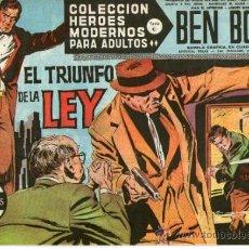 Tebeos: COLECCION HEROES MODERNOS Nº 54 * SERIE C * BEN BOLT ** DOLAR **. Lote 31879978