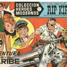 Tebeos: COLECCION HEROES MODERNOS Nº 24 * SERIE C * RIP KIRBY ** DOLAR **. Lote 31881030
