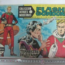 Tebeos: COMIC DE FLASH GORDON, LA TERRESTRE DE TITAN, Nº 1. Lote 32251966