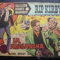 Tebeos: RIP KIRBY, Nº 16. Lote 32385760