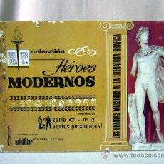 Tebeos: COMIC, HEROES MODERNOS, Nº 2, SERIE C, DOLAR. Lote 32553139