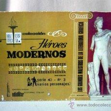 Tebeos: COMIC, HEROES MODERNOS, Nº 3, SERIE C, DOLAR. Lote 32553149