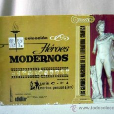 Tebeos: COMIC, HEROES MODERNOS, Nº 4, SERIE C, DOLAR. Lote 32553161