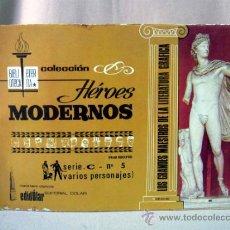 Tebeos: COMIC, HEROES MODERNOS, Nº 5, SERIE C, DOLAR. Lote 32553176