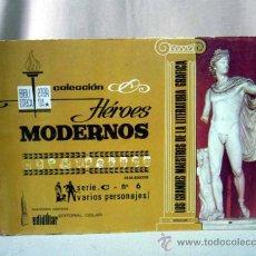 Tebeos: COMIC, HEROES MODERNOS, Nº 6, SERIE C, DOLAR. Lote 32553181