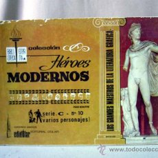 Tebeos: COMIC, HEROES MODERNOS, Nº 10, SERIE C, DOLAR. Lote 32553189