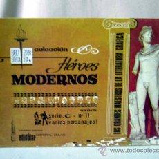 Tebeos: COMIC, HEROES MODERNOS, Nº 11, SERIE C, DOLAR. Lote 32553204