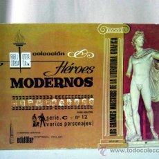 Tebeos: COMIC, HEROES MODERNOS, Nº 12 SERIE C, DOLAR. Lote 32553246
