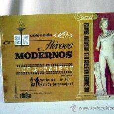 Tebeos: COMIC, HEROES MODERNOS, Nº 13 SERIE C, DOLAR. Lote 32553260