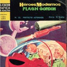 Tebeos: HEROES MODERNOS - FLASH GORDON Nº 32 - DOLAR . Lote 34146079