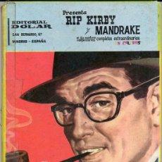Tebeos: RIP KIRBY Y MANDRAKE . Lote 35601648