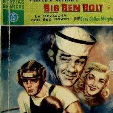 Tebeos: BIG BEN BOLT : LA REVANCHA CON RED DOWDY (DÓLAR, 1959). Lote 35997857