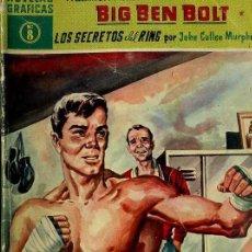 Tebeos: BIG BEN BOLT : LOS SECRETOS DEL RING (DÓLAR, 1960). Lote 35997899