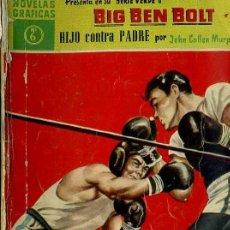Tebeos: BIG BEN BOLT : HIJO CONTRA PADRE (DÓLAR, 1959). Lote 35997960