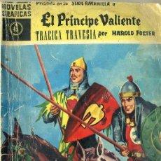 Tebeos: PRÍNCIPE VALIENTE Nº 15 (DOLAR, 1960). Lote 36055282