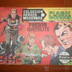 Tebeos: FLASH GORDON HEROES MODERNOS DOLAR SERIE B Nº 17 IMPECABLE. Lote 117467948
