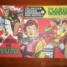 Tebeos: FLASH GORDON HEROES MODERNOS DOLAR SERIE B Nº 57 IMPECABLE . Lote 36421396