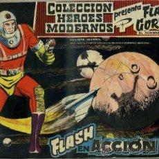 Tebeos: HEROES MODERNOS Nº 55 : FLASH GORDON. Lote 37292506